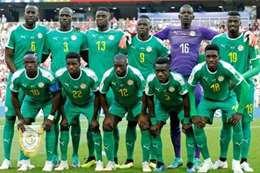 """""""سيسه"""" يعلن تشكيل السنغال أمام الحزائر"""