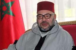 عاهل المغرب