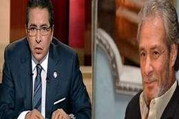 فاروق الفيشاوي ومحمود سعد