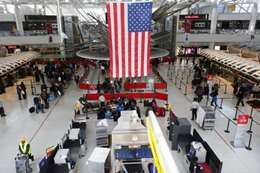 مطار أمريكي