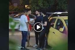 فيديو عن الشباب المصري يبكي المغاربة