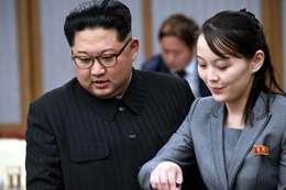 كيم جونج أون، زعيم كوريا الشمالية