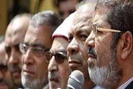 منع بيان مرسي من البث