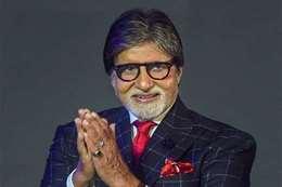 جم السينما الهندية أميتاب باتشان