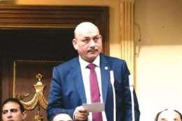 النائب أحمد عبده الجزار