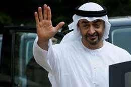 ولي عهد أبو ظبي يزف بشرى عن إصابات كورونا