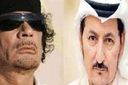 """من هو """"حامد البغيلي"""" الذي رافق """"الدويلة"""" سرا لخيمة القذافي"""