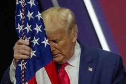 الرئيس الامريكي دونالد ترامب