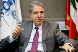وزير المال اللبناني