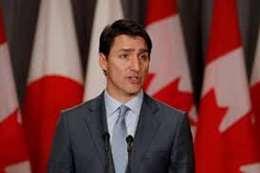 رئيس وزراء كندا  استين ترودو