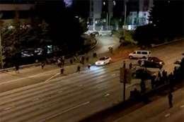 وفاة متظاهرة في حادث دهس بسياتل الأمريكية