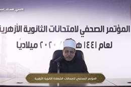 الشيخ علي خليل، رئيس قطاع المعاهد الأزهرية