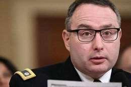 الضابط «فيندمان» الذي شهد ضد «ترامب» يستقيل من الجيش