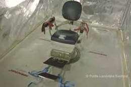 فيديو يكشف مراكز تعذيب سرية داخل حاويات بضائع
