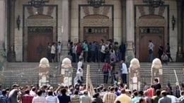 تأجيل محاكمة ٤٩٤ متهمًا في أحداث مسجد الفتح لجلسة 6 مارس