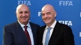 الاتحاد العربى يطلع الفيفا على تطويره