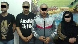 حبس عصابة سرقة الشقق السكنية بدار السلام