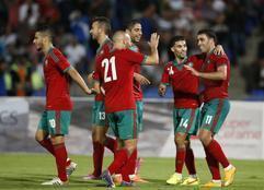 تشكيل منتخب المغرب في مواجهة مصر