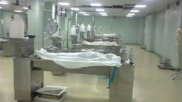 مشرحة زينهم تستقبل 13 جثة لمصريين بليبيا