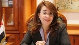 وزيرة التضامن تستعرض التحديات العربية أمام الأمم المتحدة