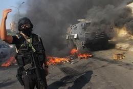 إصابة مجندين ومواطن بانفجار وسط العريش