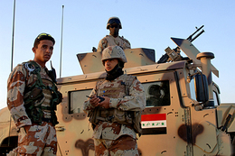 """الجيش العراقي: تحرير 165 منطقة من """"داعش"""""""
