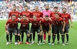 منتخب تركيا في اليورو 2016