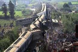 حادث قطار الاسكندرية