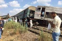 تصادم قطارى الاسكندرية
