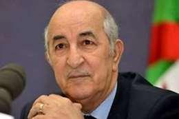 الوزير الأول عبد المجيد تبون