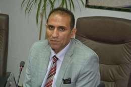 الدكتور أحمد غلاب محمد رئيس جامعة أسوان