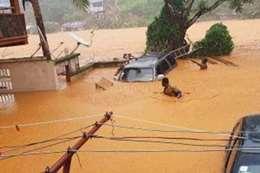 فيضانات فى سيراليون