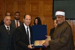 الأزهر والجامعة العربية