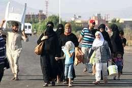 عودة 3 ملايين لاجئ سوري إلى بلادهم