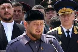 الرئيس الشيشانى