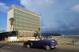 السفارة الأمريكية فى كوبا