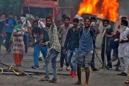 اشتباكات في شمال الهند