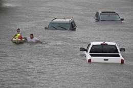 إعصار هارفى