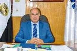 ماجد القمرى رئيس جامعة كفر الشيخ