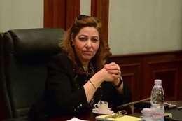نائبة محافظ الاسكندرية