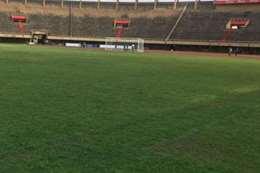 نجيلة ملعب مباراة مصر وأوغندا