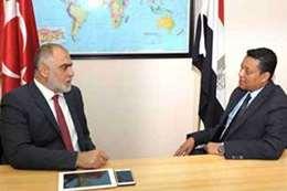 رئيس جمعية رجال الأعمال الأتراك المصريين