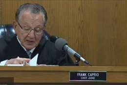 القاضي فرانك كابريو