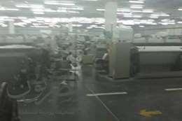 استمرار أضراب عمال شركة غزل المحلة