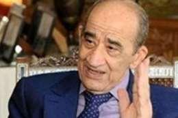 وزير النقل الأسبق سليمان متولى