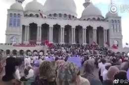 مواجهة بين مسلمين والحكومة لمنع هدم مسجد في الصين