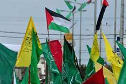 فصائل فلسطينية