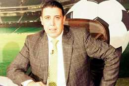 الإعلامى أحمد الشريف