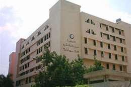 مستشفى المنصورة الجامعي