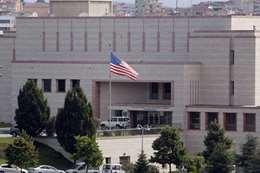 السفارة الأمريكية بأنقرة